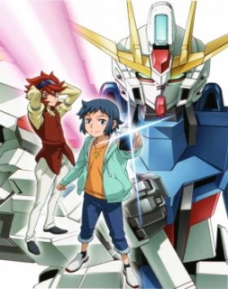 Mobile Suit Gundam Build Fighters