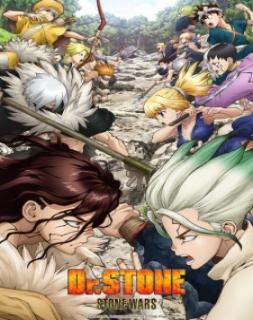 Dr. Stone: Stone Wars - Dublado