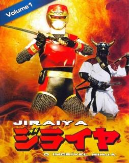 Jiraiya O Incrível Ninja