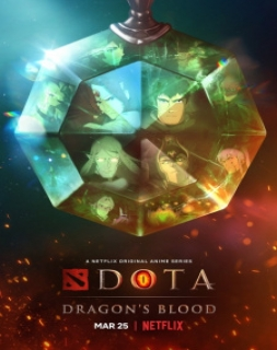 DOTA: Dragons Blood Dublado