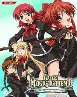 Quiz Magic Academy: The Original Animation