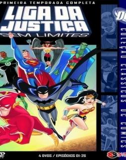Liga da Justiça Sem Limites - 5ª  Temporada