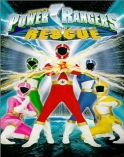 Power Rangers O Resgate