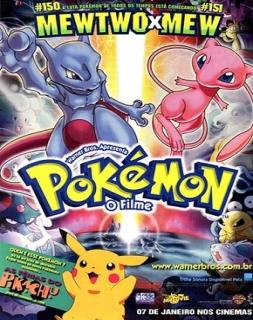 Pokemon: O Filme - Mewtwo Contra-Ataca