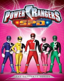 Power Rangers: S.P.D