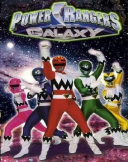 Power Rangers na Galáxia Perdida