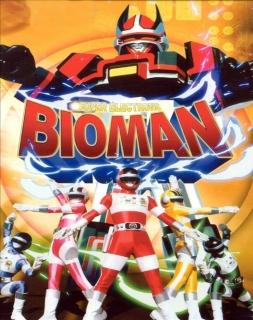 Choudenshi Bioman Legendado