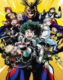 Boku no Hero Academia - Dublado