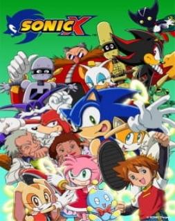 Sonic X Dublado