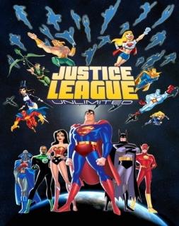 Liga da Justiça Sem Limites - 4ª  Temporada