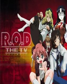 R.O.D Read or Die The TV