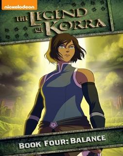 Avatar: A Lenda De Korra - Livro 4 - Dublado