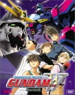 Mobile Suit Gundam Wing Dublado