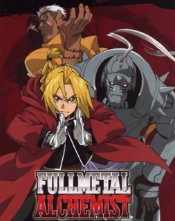 Fullmetal Alchemist - Dublado