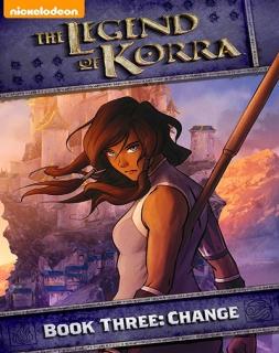Avatar: A Lenda De Korra - Livro 3 - Dublado