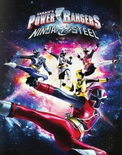 Power Rangers - Aço Ninja