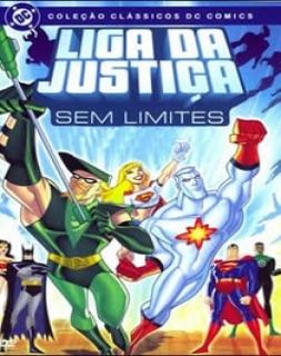 Liga da Justiça Sem Limites (3ª Temporada)