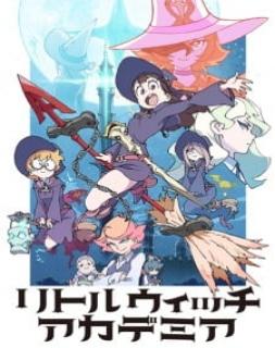 Little Witch Academia (TV) Dublado