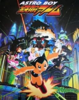 Astro Boy: Tetsuwan Atom - Dublado