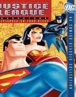 Liga da Justiça - 1ª Temporada