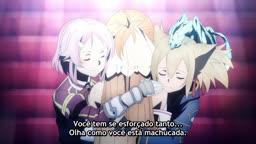 Sword Art Online: Alicization - War of Underworld 2 Temporada ep 2   Legendado    - Anitube