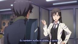 Yahari Ore no Seishun Love Comedy wa Machigatteiru. Kan ep 3   Legendado    - Anitube