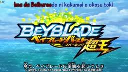 Beyblade Burst Super King 35