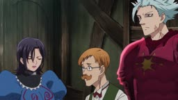 Nanatsu no Taizai: Kamigami no Gekirin 3 temporada Dublado ep 11  Anime Dublado    - Anitube
