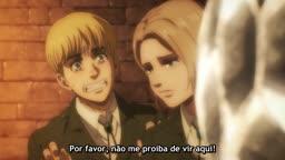 Shingeki no Kyojin: The Final Season ep 12   Legendado    - Anitube