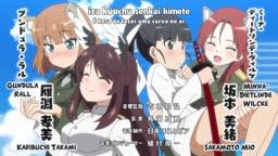 World Witches Hasshin Shimasu! ep 9   Legendado    - Anitube