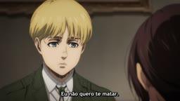 Shingeki no Kyojin: The Final Season ep 14   Legendado    - Anitube