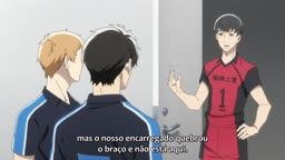 2.43: Seiin Koukou Danshi Volley-bu ep 11   Legendado    - Anitube