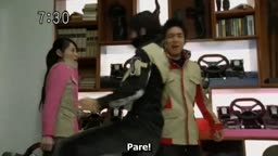GoGo Sentai Boukenger - 04   Tokusatsu   - Anitube