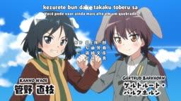 World Witches Hasshin Shimasu! ep 12