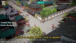 Wu Shen Zhu Zai ep 119
