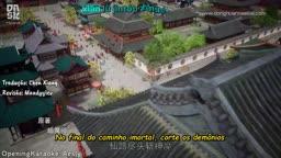 Wu Shen Zhu Zai ep 115