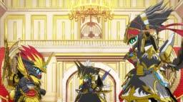 SD Gundam World Heroes ep 5