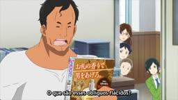 Sayonara Watashi no Cramer ep 6   Legendado    - Anitube
