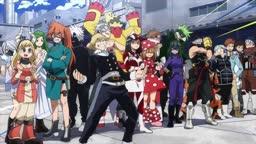 Boku no Hero Academia 5 - Dublado ep 4