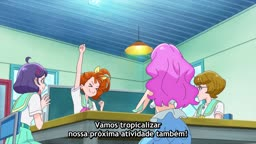 Tropical-Rouge! Precure ep 12