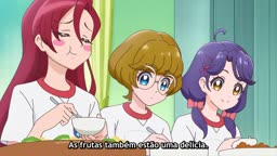 Tropical-Rouge! Precure ep 22