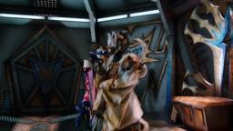 Power Rangers: Super Aço Ninja ep 11