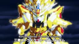 SD Gundam World Heroes ep 24 - FINAL