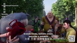 San Jian Hao Zhi Ban Mian Ren ep 8