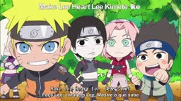 Naruto SD Rock Lee no Seishun Full-Power Ninden 03   Legendado    - Anitube