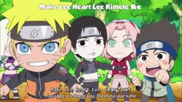 Naruto SD Rock Lee no Seishun Full-Power Ninden 20   Legendado    - Anitube