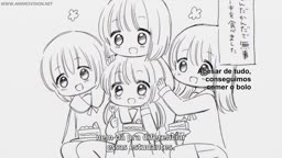 Comic Girls ep 8