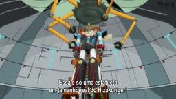 RobiHachi ep 9   Legendado    - Anitube