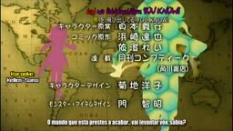 .hack//Tasogare No Udewa Densetsu 09   Legendado    - Anitube