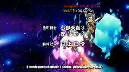 .hack//Tasogare No Udewa Densetsu 10   Legendado    - Anitube